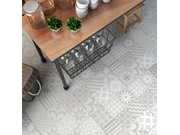 Porcelanato New  Retro Grey