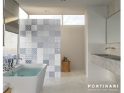 Porcelanato Portinari Munich SGR Nat 100X100